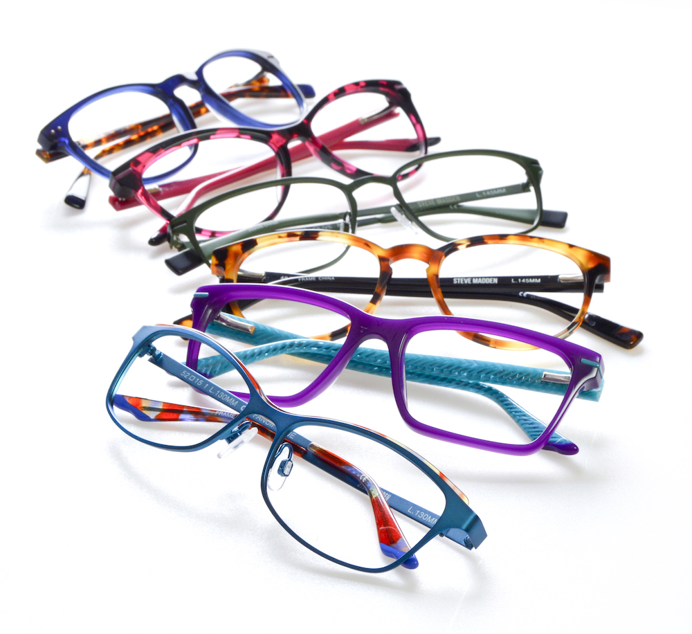 ClearVision Launches its Largest Collection Ever with Steve Madden Eyewear