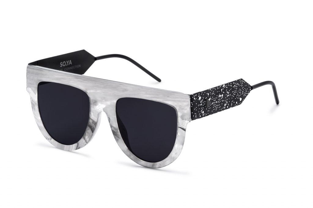 SO▲YA Vertical Connection New Iconic Eyewear Designs