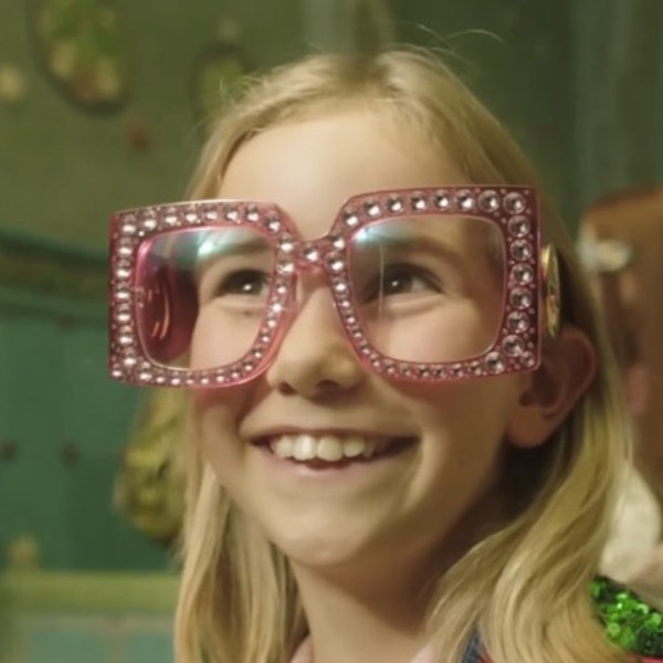 A Dreamy Film by Petra Collins for Gucci's Latest Eyewear Collection 2017