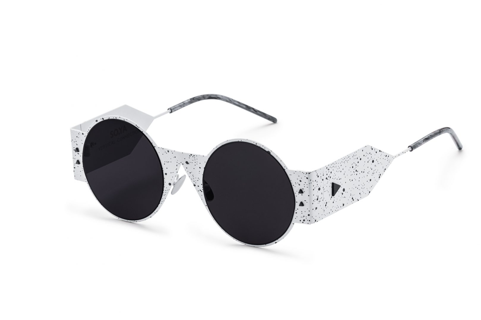 SO▲YA Vertical Connection New Iconic Eyewear Designs