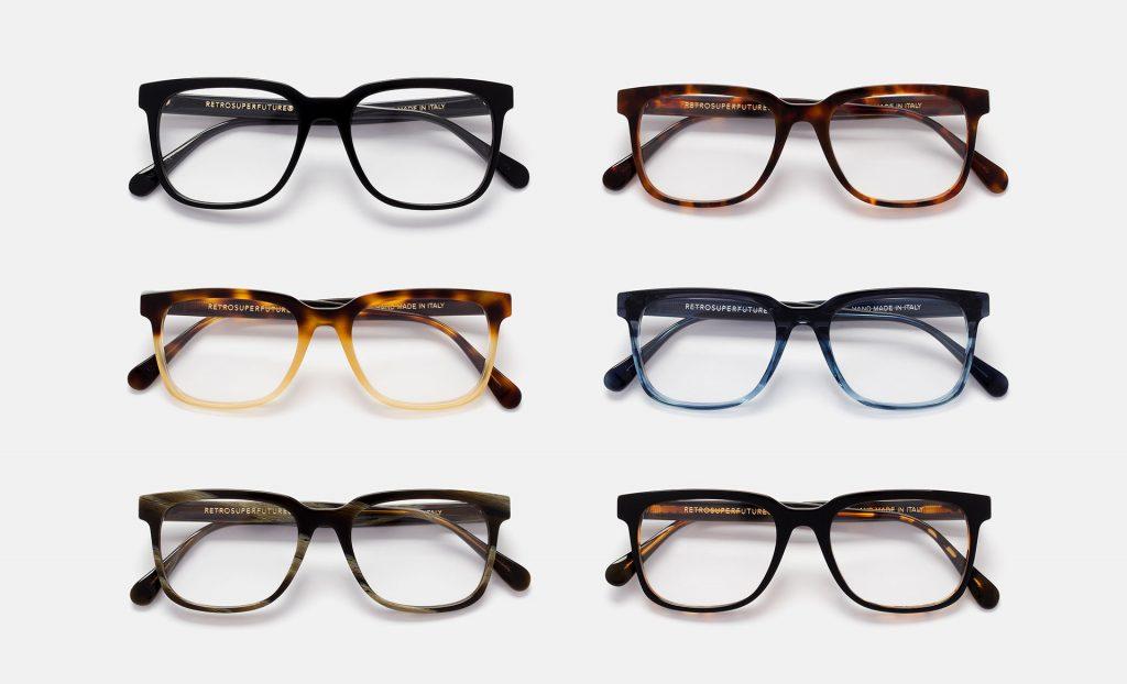 Retrosuperfuture SUPER Eyewear S/S 2017 Optical Prescription Glasses Eyeglasses Eyewear Collection Trend Fashion