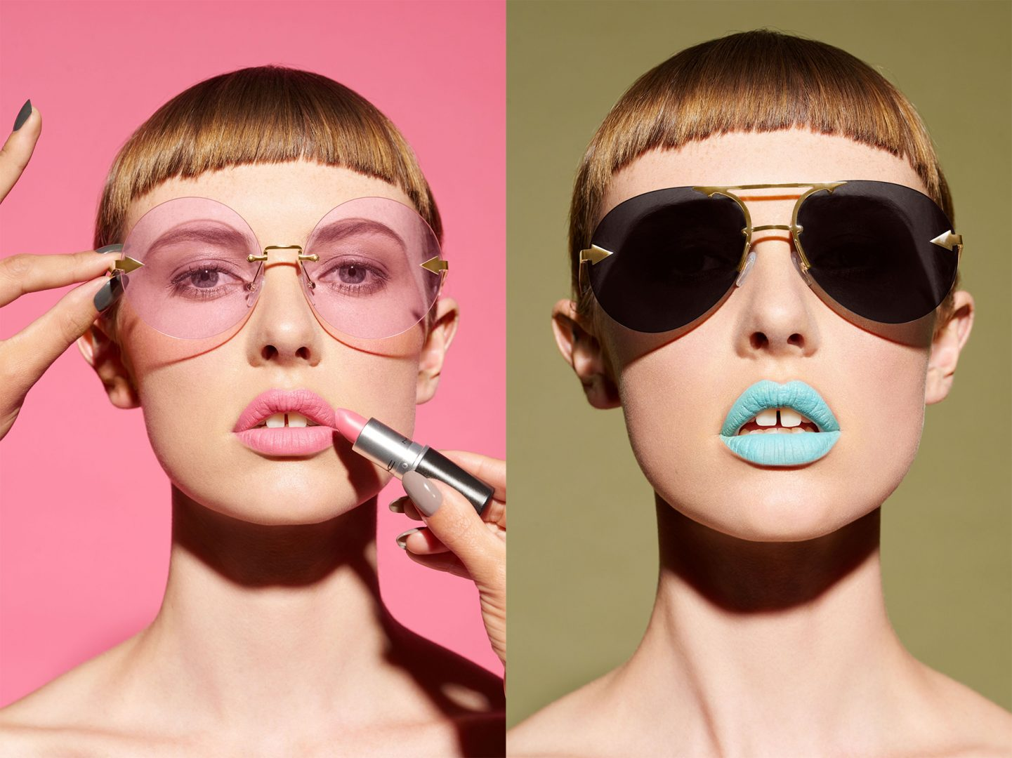 5021e032c57 Have You Seen Karen Walker s Latest EYESHADOW Collection