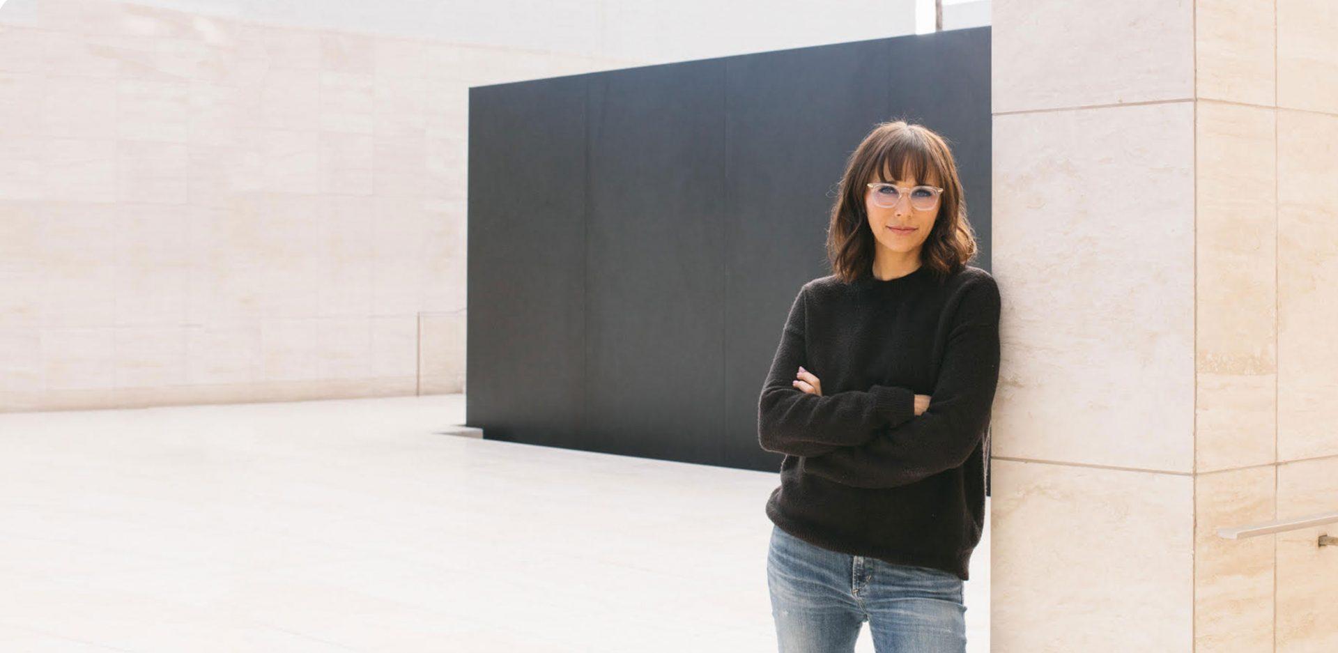 Illesteva x Rashida Eyewear Collaboration Design Celebrity