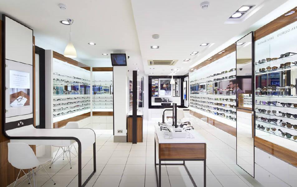 E.B Meyrowitz 11 Best Eyewear Shops in London General Eyewear Glasses Opticians Designer Glasses Mallon and Taub