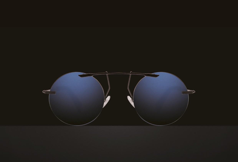 1184bfb969 Yohji Yamamoto s Avant Garde S S 2017 Sunglasses Collection