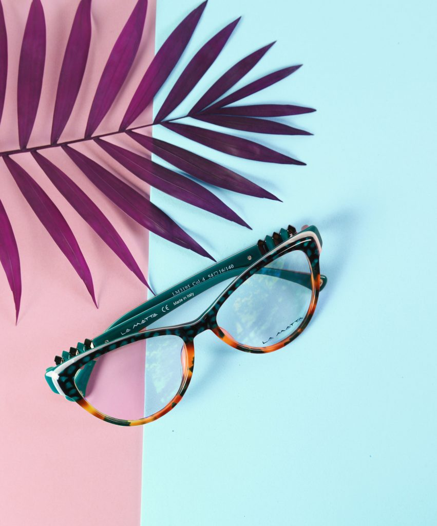 Must Have Embellished Eyewear by La Matta