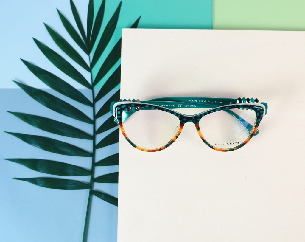 Must Have Embellished Eyewear by La Matta