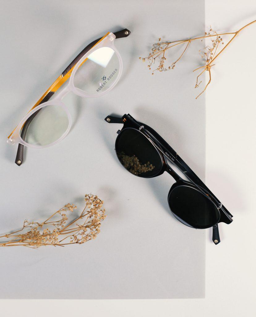 Vintage Inspired Eyewear by Robert Rudger