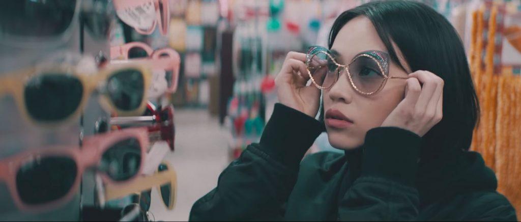 Kiko Muzuhara Lives The Dream in Marc Jacobs Eyewear Dacey Gomez Instagram