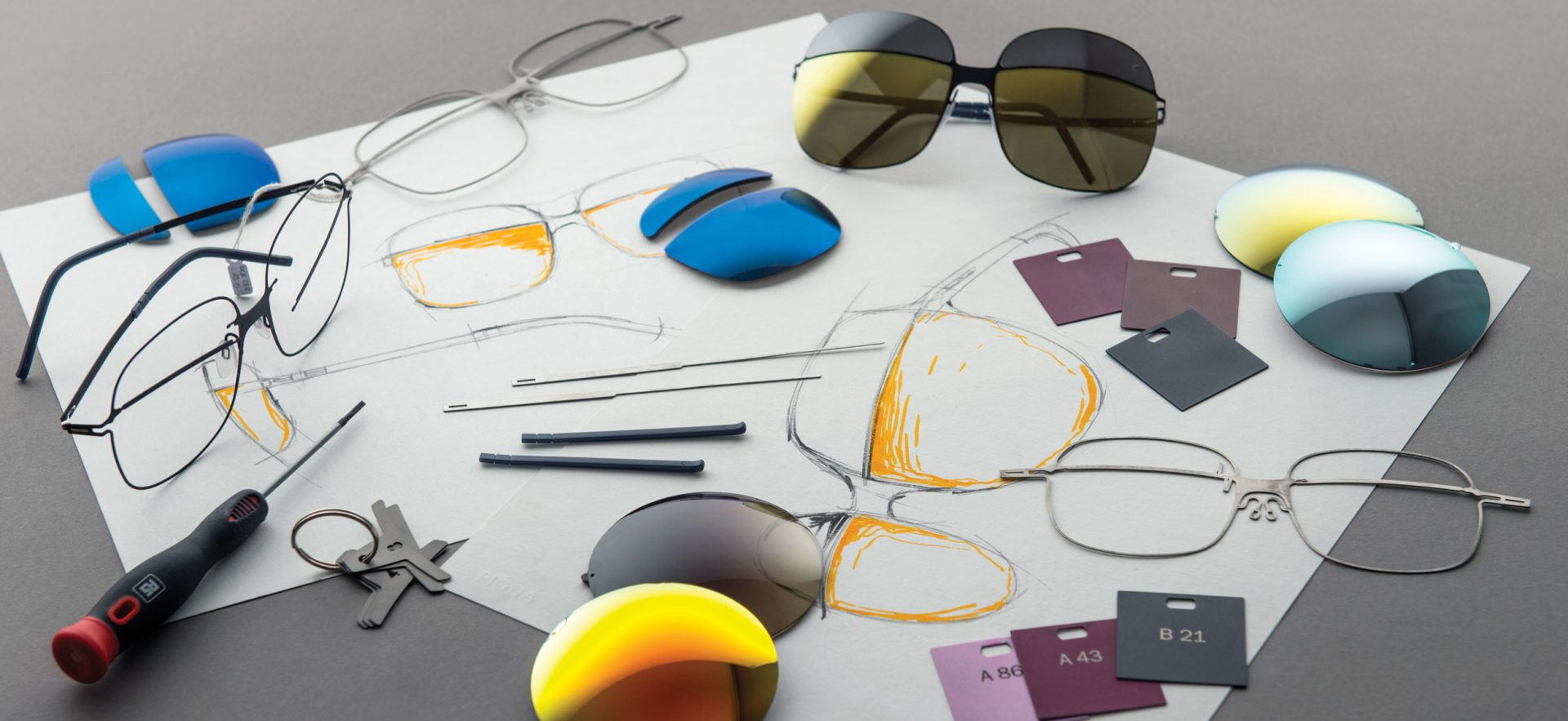 Blackfin Eyewear, Handmade Entirely in Italy