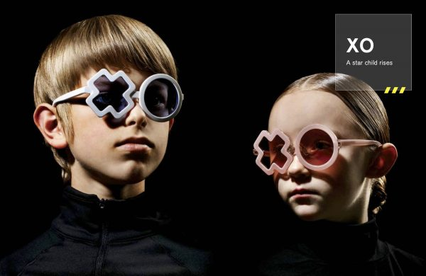 Sons + Daughters FUTURE INTELLIGENCE 2017 Kids Eyewear Children Design Prescription Sunglasses