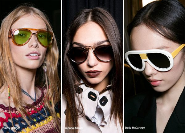 ray bans Acne Studios Chloe Smoke x Mirrors Balmain Anna Karin Karlsson Tom Ford 6 Aviator Sunglasses Trends for Women in 2017 Buy Shop Online Trend Women Sunglasses Glasses Victoria Beckham