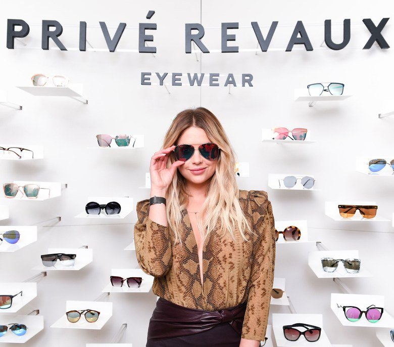 Ashley Benson Designs the Perfect Shades for Privé Revaux