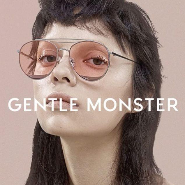 cc6b1c0e24f 8 Cutting Edge Korean Eyewear Brands New gentle monster Absente Korean Yoon  Eun Hye same paragraph ...