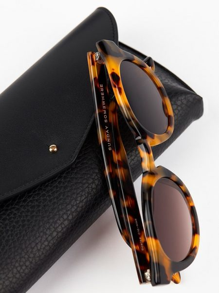 Cuyana x Sunday Somewhere Sunglasses Online Brand Collaboration Eyewear