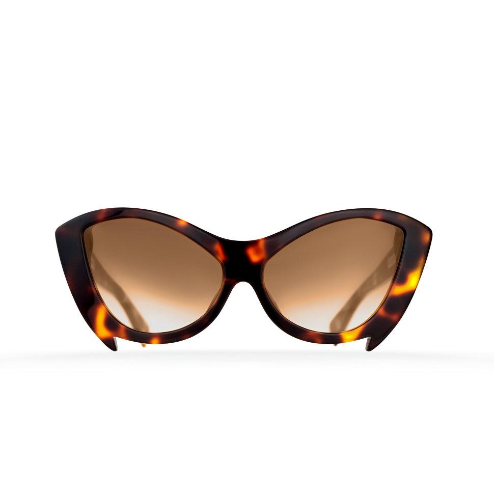 Black Mantis Model 1. Black Fakbyfak Eyewear Fakbyfak Sunglasses Fakoshima Eyewear Brand Avant Garde Designer Independent Designer