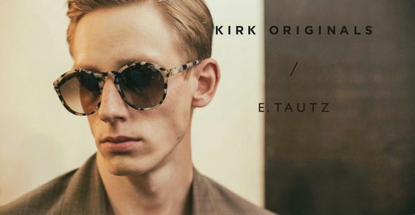 Exclusive Capsule Collection by Kirk Originals and Menswear Designer E Tautz