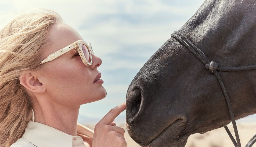 Collaboration Jacques Marie Mage x Kate Bosworth Designer Celebrity Fascination Sunglasses Designs Buy Shop