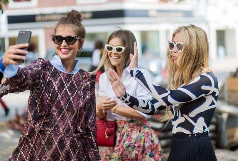 4008a77b30 Eyewear Trends Spotted at Copenhagen Fashion Week Spring 2018