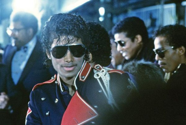 Illesteva Collaborates with the Michael Jackson Estate For An Iconic Pair of Glasses