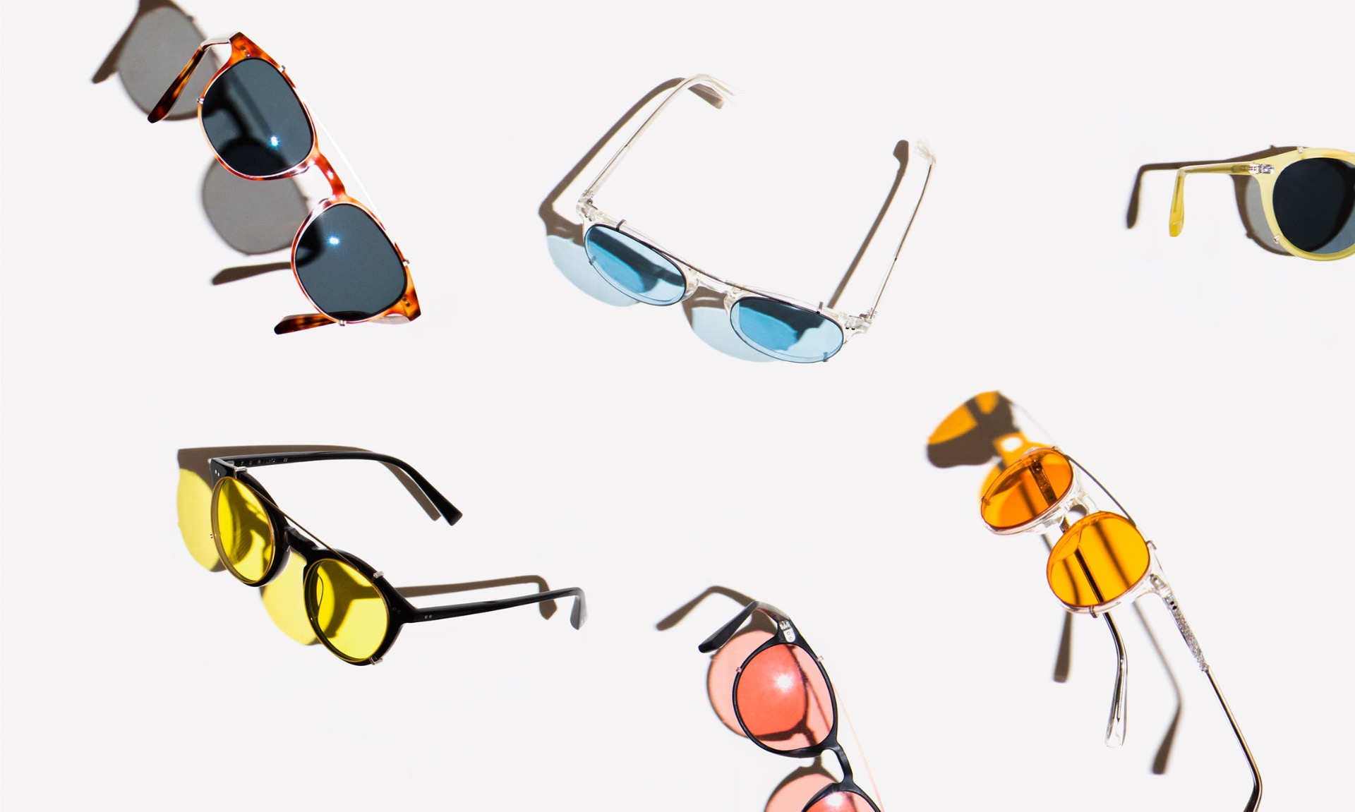 8 Berlin Eyewear Designers You Need To Know For Your Next Pair of Glasses Kuboraum Mykita Lunettes Kollektion ic!berlin Yun Berlin