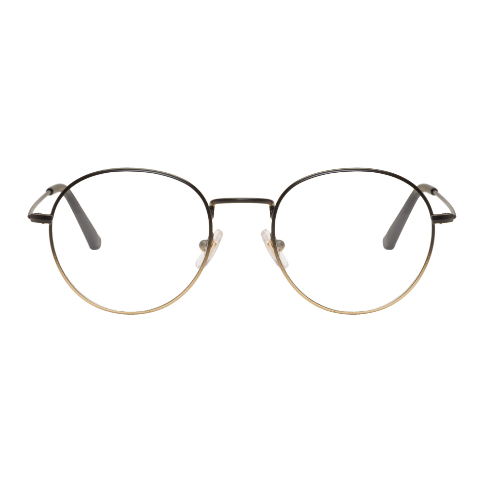 Shop Buy Online Super SSENSE Exclusive Blue Numero 40 Glasses