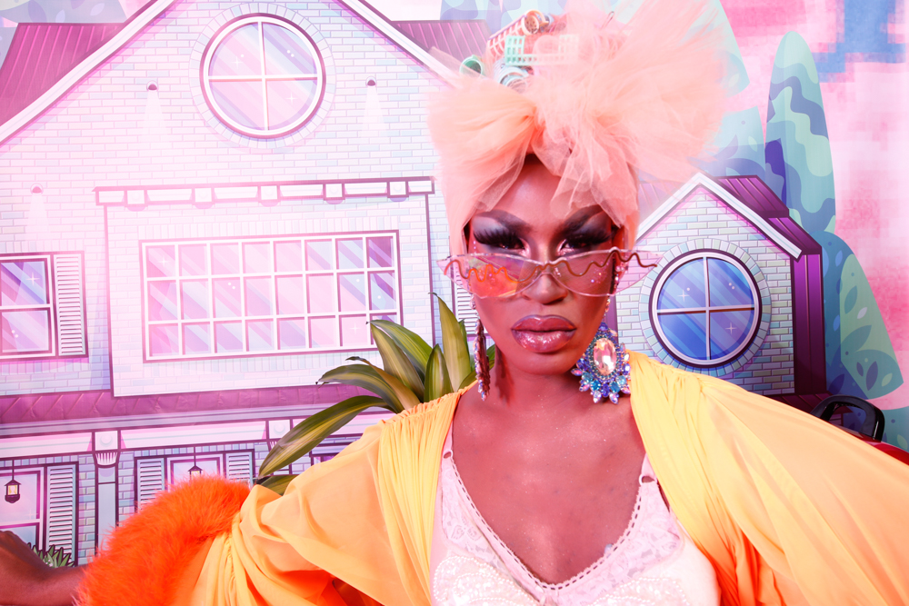 The Latest Handmade Designer Eyewear Every Drag Queen Is Wearing! Shea Coulee Sasha Velour