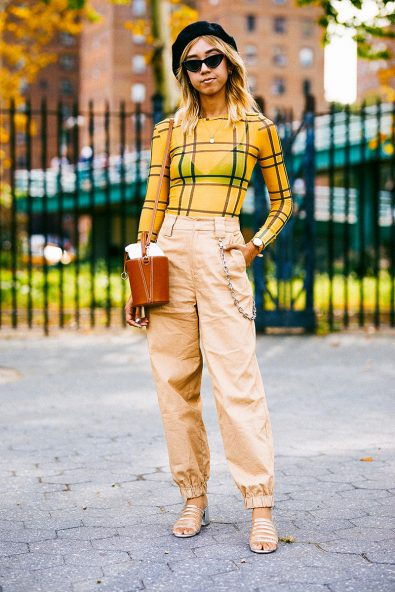 Nyfw at spotted recommendations to wear for on every day in 2019