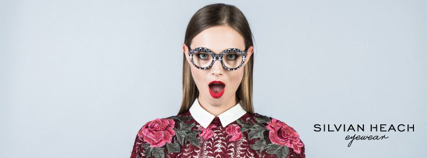 Silvian Heach Eyewear Latest (P)HEACHwork Designed Frames