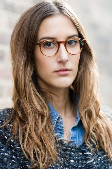 890928df2bd7 Latest Trending Prescription Glasses in Fashion for 2018 Celebrity Style  Aviator Eyeglasses Gigi Hadid Khloe Kardashian