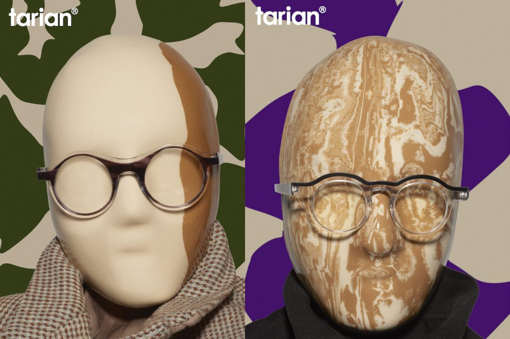 Eyewear Designer TARIAN's Latest MASK Collection Autumn/Winter 2017