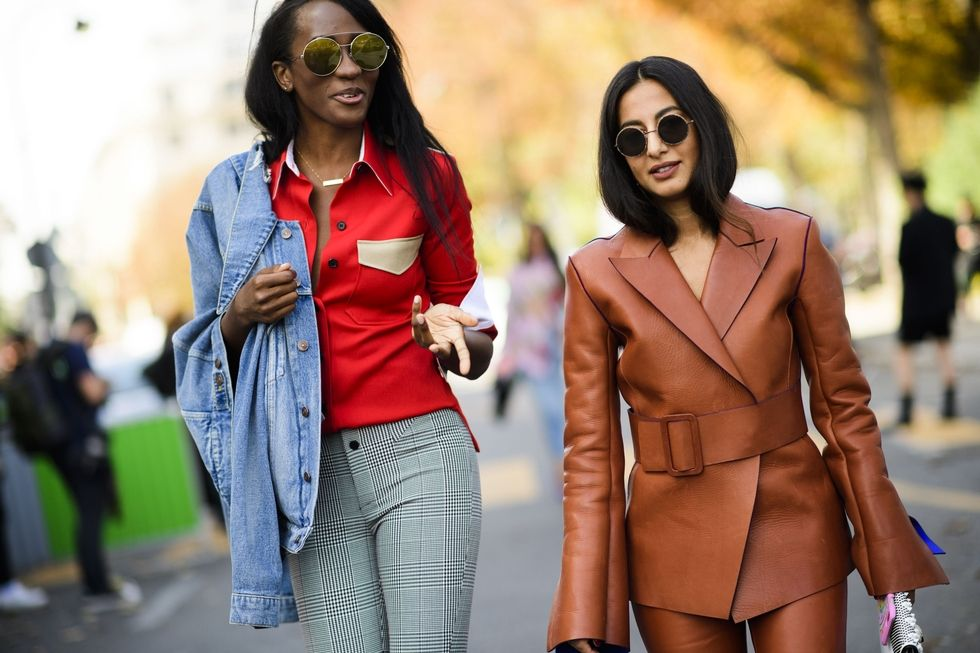 Best Sunglasses Spotted at Paris Fashion Week Street Style Looks