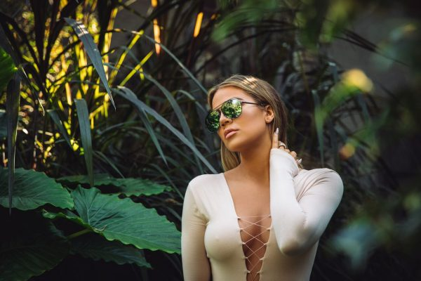 Khloé Kardashian's Custom Collaboration Sunglasses Collection with DIFF Eyewear Celebrity Sunglasses Buy Shop Kylie
