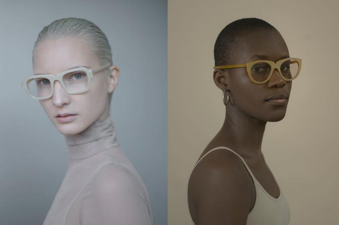 Berlin based Bioplastic Designer Eyewear from Innovative Material Kickstarter Glasses Innovative