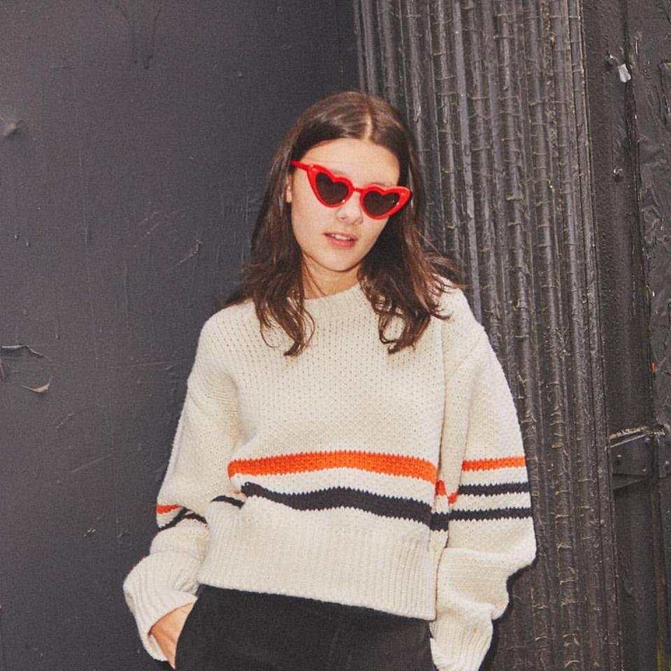 Takesh Eyewear We Found That Heart Shaped Cat Eye Sunglasses Everyone Is Wearing on Instagram