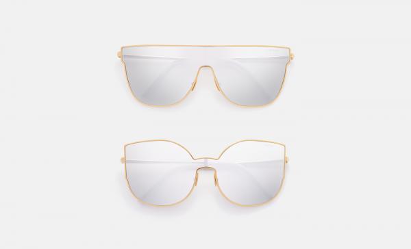 Retrosuperfuture Sunglasses Eyewear Latest SUPER SS18 PREVIEW: LENZ