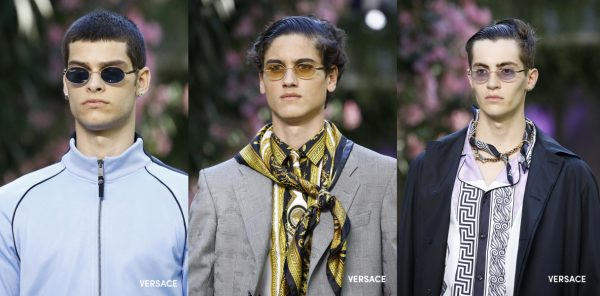 Our List of Mens Eyewear Trends for 2018 Fashion Runway Designer Glasses Eyewear Eyeglasses Inspired Vintage 2000s