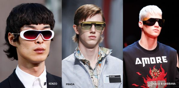 Our List of Mens Eyewear Trends for 2018 Fashion Runway Designer Glasses Eyewear Eyeglasses Inspired
