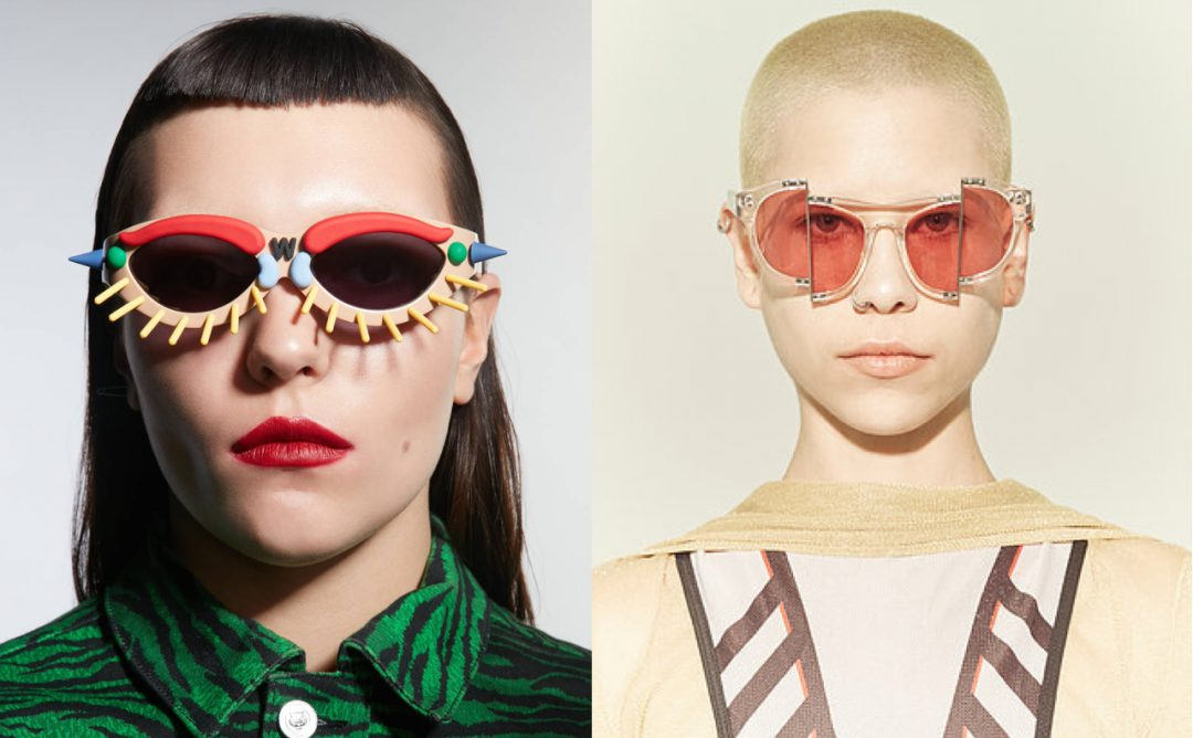 Acne Studio Yazbukey Linda Farrow Lady Gaga 20 of The Most Outrageously Cool Statement Sunglasses in 2017 Gentle Monster Hood by Air Glasses A-morir FAKBYFAK Pawaka Gamine