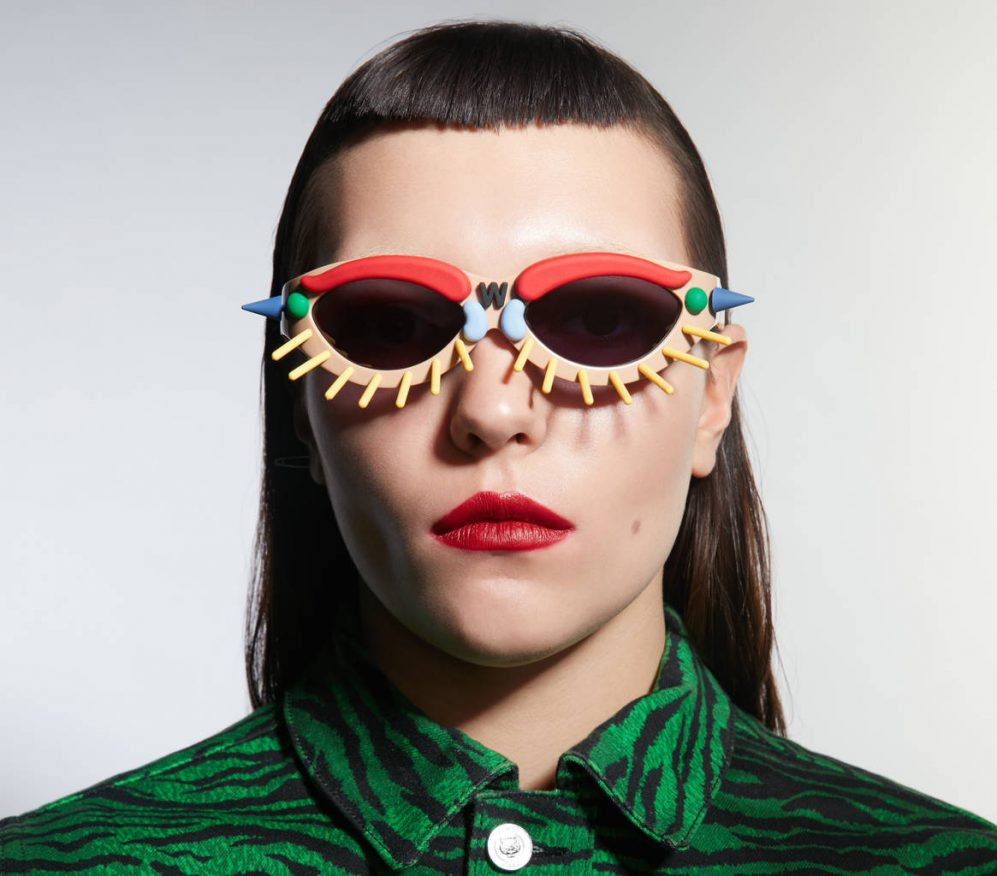 16 of the most outrageously cool statement sunglasses in 2017