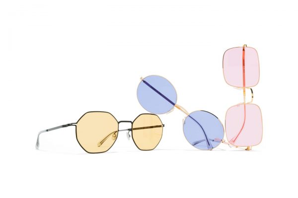 The Festival of Colours by MYKITA Studio 7 Collection Sunglasses Colourful Glasses Eyewear Eyeglasses