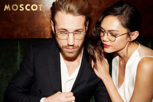 The Golden Era Collection by MOSCOT NYC Glasses
