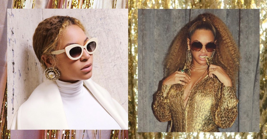 Beyonce's Top 10 Sunglasses Moment of 2017 and Where To Buy Them