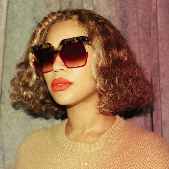 b79e73aa2c9 Beyonce s Top 7 Sunglasses Moment of 2017 and Where To Buy Them
