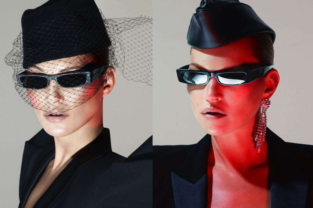Alexandre Vauthier Launches New Sunglasses Collaboration with Alain Mikli