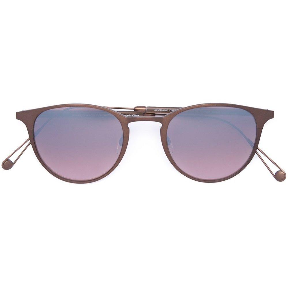 garrett leight oxford linda farrow dries van noten thierry lasry eventually Latest Sunglasses Trend Colour Purple Ultraviolent Style Trend Eyeglasses Eyewear Glasses Latest Best Mykita