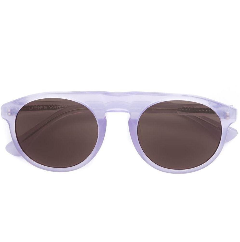 linda farrow dries van noten thierry lasry eventually Latest Sunglasses Trend Colour Purple Ultraviolent Style Trend Eyeglasses Eyewear Glasses Latest Best Mykita
