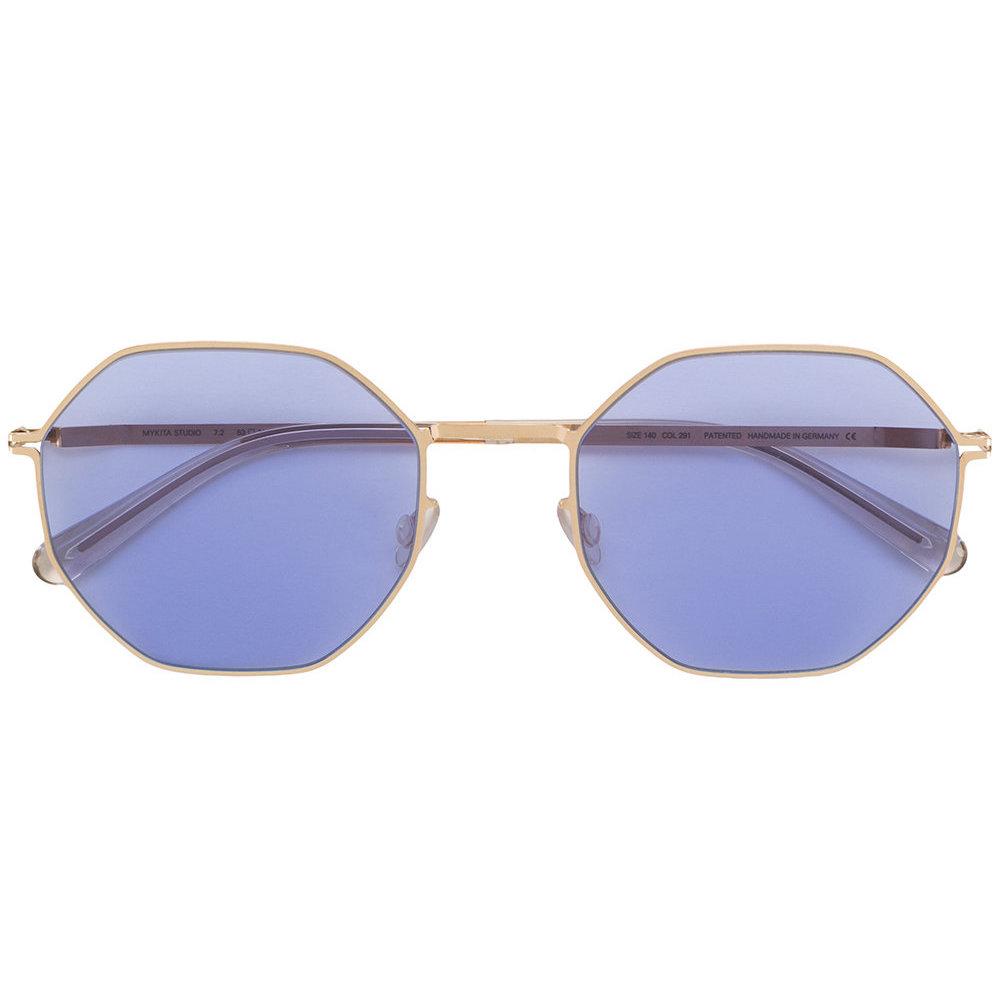 Latest Sunglasses Trend Colour Purple Ultraviolent Style Trend Eyeglasses Eyewear Glasses Latest Best Mykita