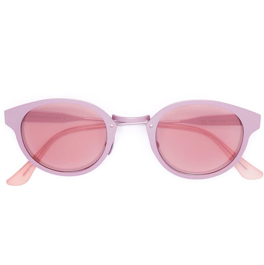 retrosuperfuture synthesis linda farrow dries van noten thierry lasry eventually Latest Sunglasses Trend Colour Purple Ultraviolent Style Trend Eyeglasses Eyewear Glasses Latest Best Mykita