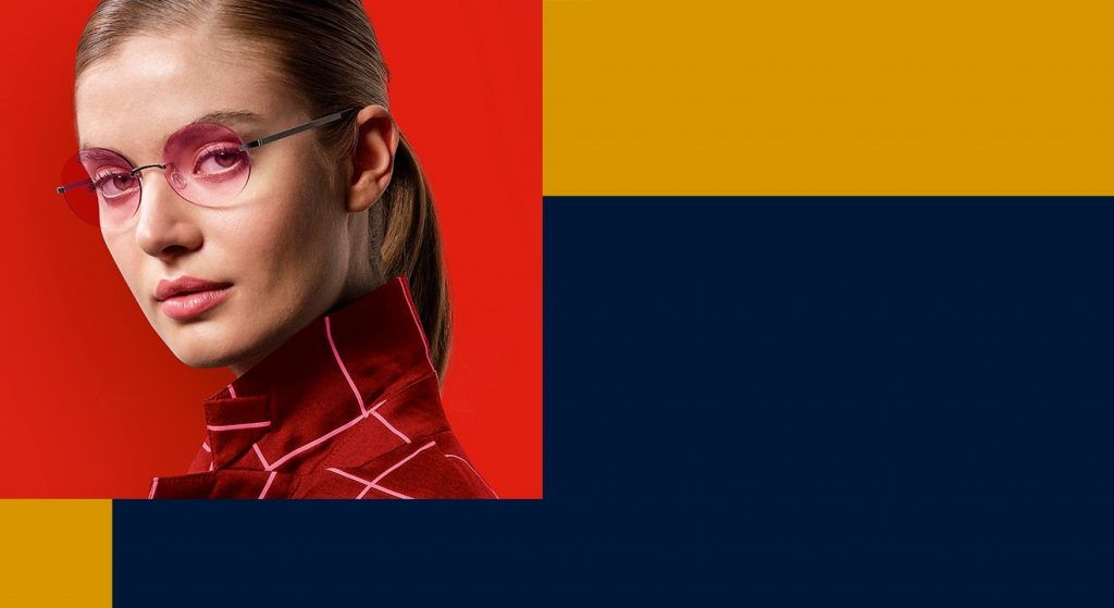 Artistic Cubism in the New LINDBERG Eyewear Campaign